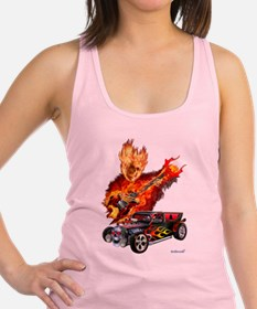 HellFire Hot Rod Tank Top