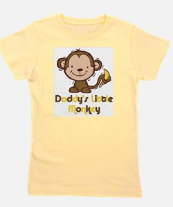 Daddys Little Monkey T-Shirt