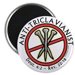 Anti-Triclavianist Magnet (10 pack)
