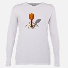 T4 bacteriophage, artwork T-Shirt