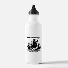 Suwachi Commandos Airsoft Team Water Bottle