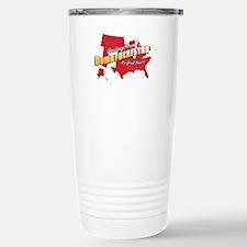 Greetings from Dumbfuck Travel Mug