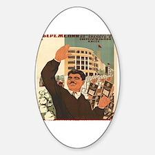 Funny Azerbaycan Sticker (Oval)