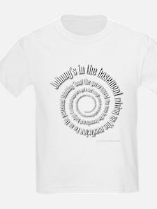 White Subterranean Dylan T-Shirt