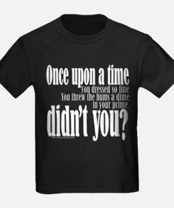 Once Upon a Rolling Stone/Dyl T-Shirt