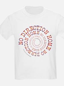 No Direction/Bob Dylan T-Shirt