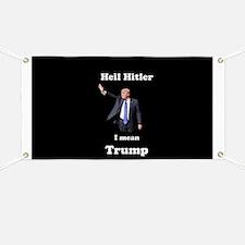 Heil Trump Banner