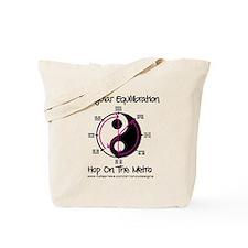 Triangular Equilibration Tote Bag