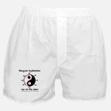 Triangular Equilibration Boxer Shorts