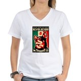 Chihuahua Womens V-Neck T-shirts