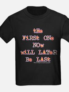 First Last-k T-Shirt