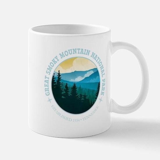 Great Smoky Mountain National Park Mugs