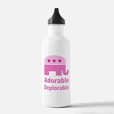 Adorable Deplorable Water Bottle
