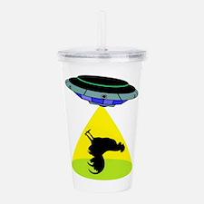 UFO Acrylic Double-wall Tumbler