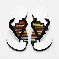 TRIBAL Flip Flops