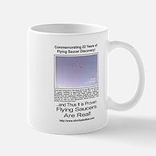 Flying Saucer Commemorative T-Shirt - November 20,