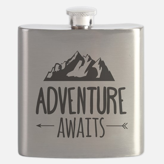 Funny Travel Flask
