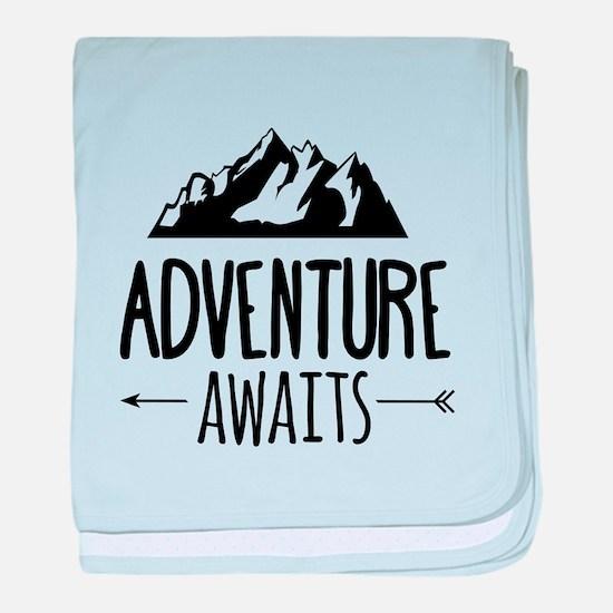 Unique Travel baby blanket
