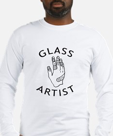 GLASS ARTIST.jpg Long Sleeve T-Shirt