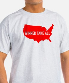WINNER TAKE ALL - Republican T-Shirt