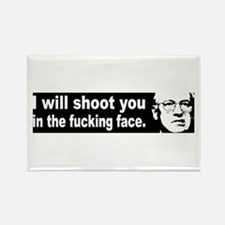 Dick Cheney Rectangle Magnet