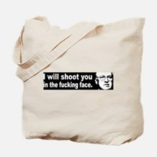 Dick Cheney Tote Bag