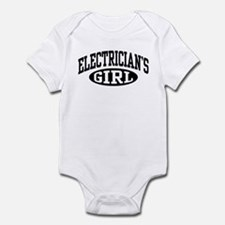 Electrician's Girl Infant Bodysuit