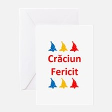 craciun fericit Greeting Card