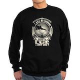 Pool billiards Sweatshirt (dark)