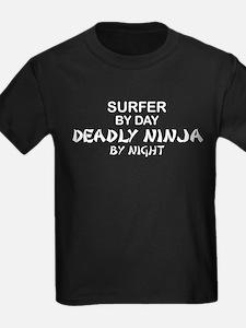 Surfer Deadly Ninja T