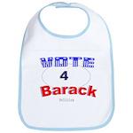 Make HisStory Vote 4 Barack Baby Bib