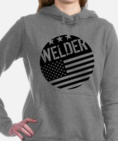 Welder: Black Flag (Circle) Sweatshirt
