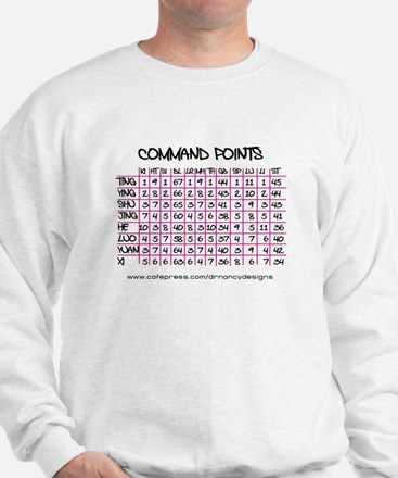 Command Points Sweatshirt