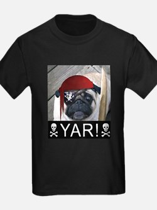 scally wag art T-Shirt
