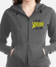 I Wear Yellow 10 Endometriosi Sweatshirt