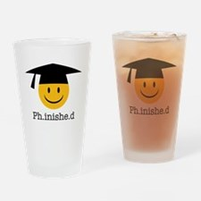 Unique Dissertation Drinking Glass