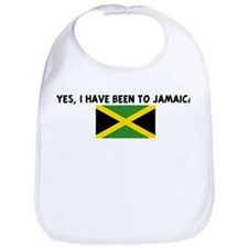 YES I HAVE BEEN TO JAMAICA Bib