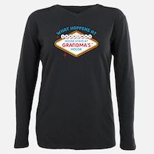 Las Vegas Stays At Grandma's Plsd T-Shirt