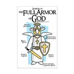 Lambuel Full Armor of God Mini Poster