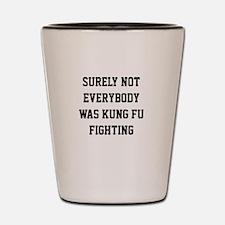 Unique Kung fu Shot Glass