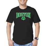 Boston Fitted T-shirts (Dark)