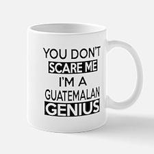 You Do Not Scare Me I Am Guatemalan Gen Small Small Mug