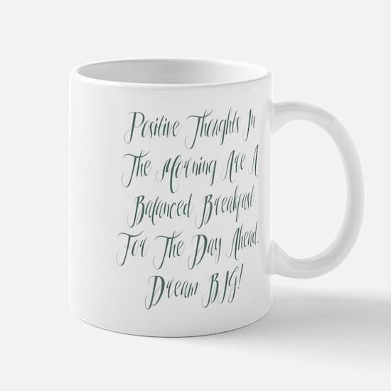 Balanced Breakfast of Thoughts Mugs