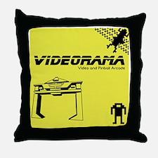 Cute Video tron Throw Pillow