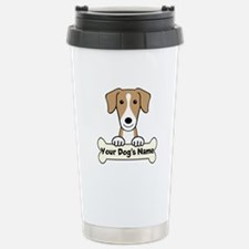 Personalized American F Stainless Steel Travel Mug