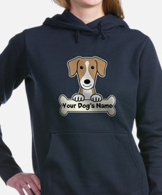 Personalized American Fo Women's Hooded Sweatshirt