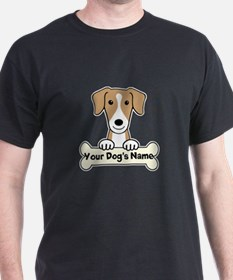 Personalized American Foxhound T-Shirt