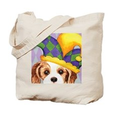 Party Cavalier Tote Bag