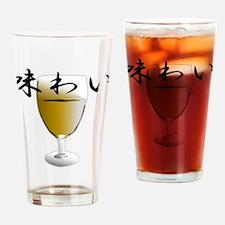 flavor T-shirt Drinking Glass