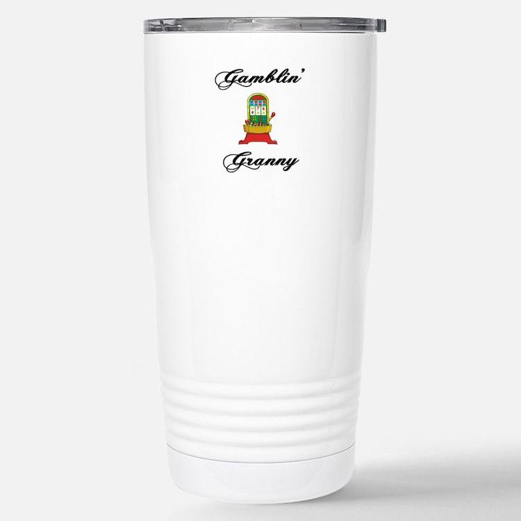 Cute Lucky slots Travel Mug